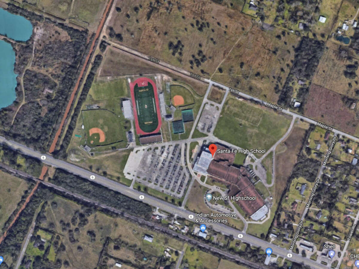 On Friday morning Santa Fe High School was the site of a deadly active shooter incident, the details of which are still being revealed. The school, a part of the Santa Fe Independent School District, is located along Highway 6. Santa Fe is located in Galveston County between Alvin and Galveston.