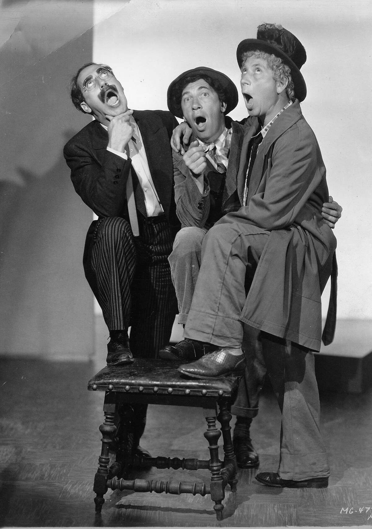 Marx Bros. in A Night at the Opera Handout