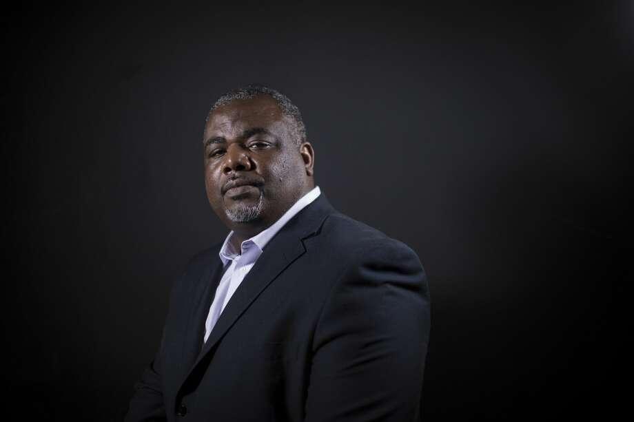Pedro Valencia (D), candidate for U.S. Representative for District 29. Photo: Marie D. De Jesus/Houston Chronicle