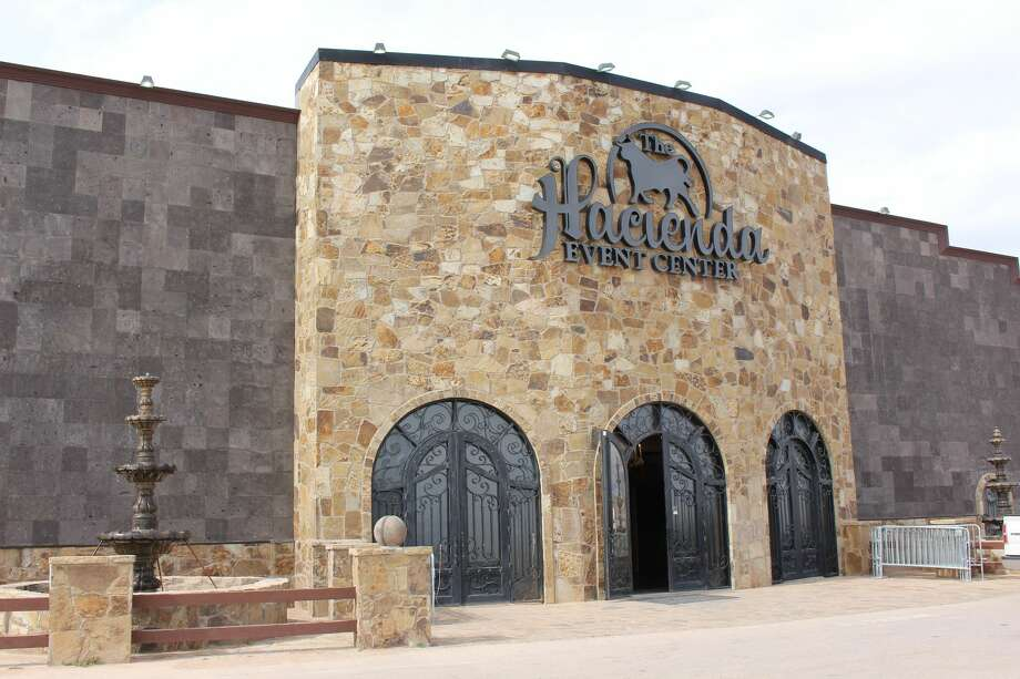 The Hacienda Event Center was shut down after the State Fire Marshal's office conduced a fire safety inspection at the request of local authorities Photo: Mercedes Cordero/Reporter-Telegram