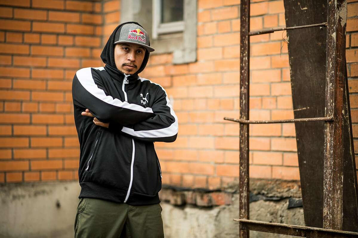 RoxRite is a b-boy who was raised in Sonoma County working to achieve a record 100 competitive wins.