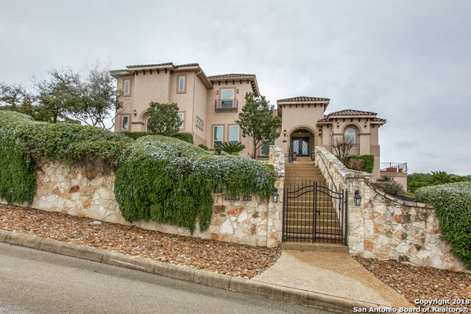 HELOTES  1. 711 Vegas Rio, Helotes, Texas 78023: $1,100,000  4 bedrooms | 4 bathrooms | 4,977 sq. ft. | Year built: 2007 Photo: Shoot2Sell