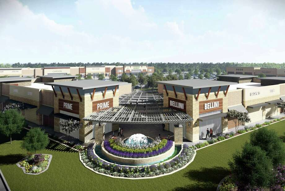 Vista Equities Group has broken ground a second phase of University Commons, a new retail and lifestyle center at the entry to Sugar Land's Telfair community off U.S. 59. Sprouts Farmers Market will anchor the 108,000-square-foot expansion with a 30,000-square-foot store. Phase II is on 12.8 acres across University Boulevard from the 155,000-square-foot first phase. Houston's Arch-Con Construction is the general contractor for the addition, designed by Dallas firm O'Brien Architects. Photo: Vista Equities Group / Vista Equities Group /