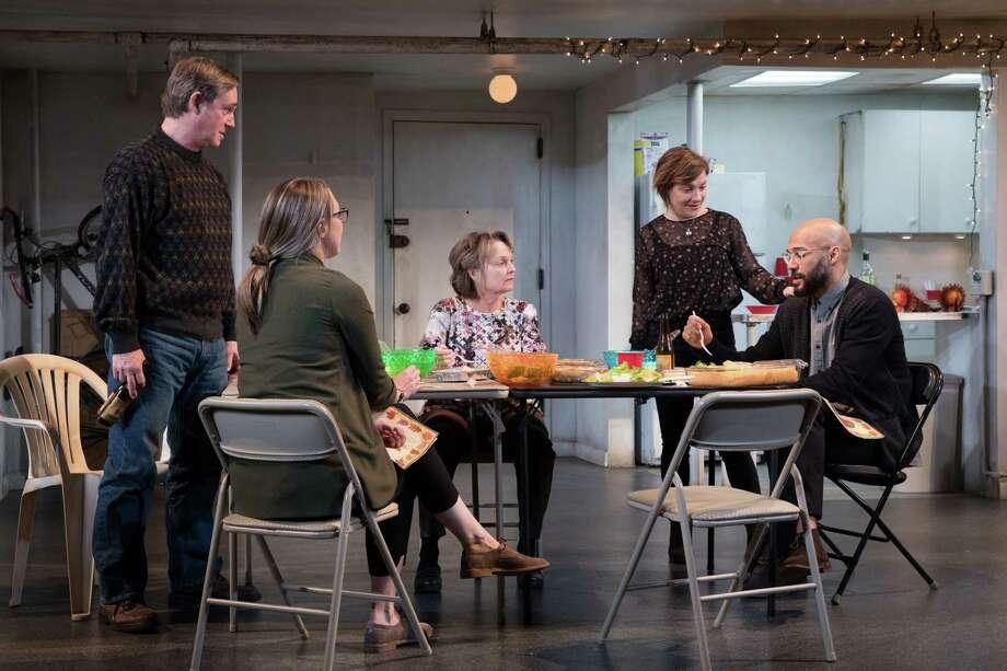 The Humans. Seattle Repertory Theatre. Seattle, Washington. November 28, 2017 (Photo Credit: Julieta Cervantes) / Copyright 2017 Julieta Cervantes
