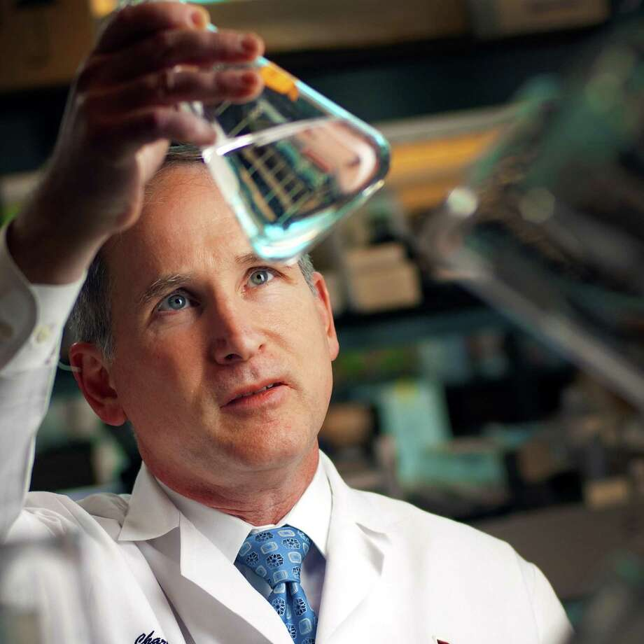 Dr. Charles Fuchs, director of the Yale Cancer Center. Photo: Contributed Photo / Yale University / All Images © Dana-Farber Cancer Institute