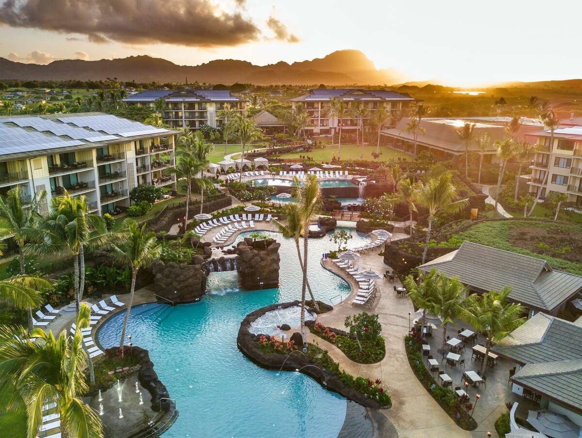 The coolest items in Oscar nominee swag bags this year: A six-night stay at Koloa Landing Resort on the Napali Coast