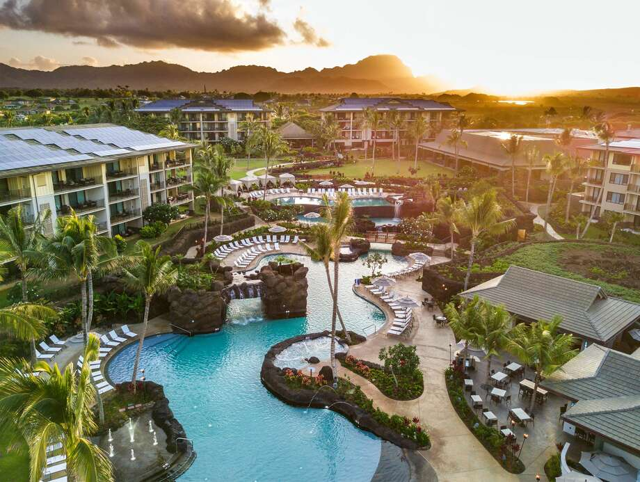 The coolest items in Oscar nominee swag bags this year:A six-night stay at Koloa Landing Resort on the Napali Coast Photo: Courtesy Distinctive Assets