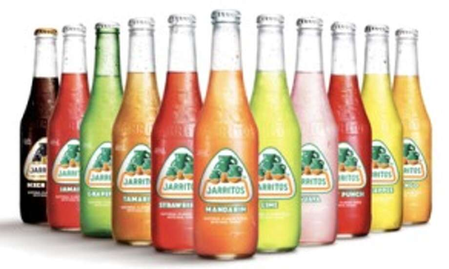 The coolest items in Oscar nominee swag bags this year:Pallet of Jarritos soda donated to celebrity's charitable cause of choice Photo: Courtesy Distinctive Assets