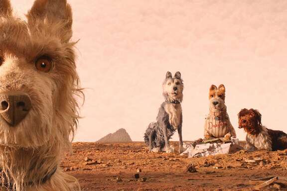 """Wes Anderson was named best director at the Berlin Film Festival for """"Isle of Dogs."""""""