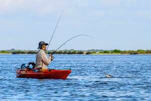 The arrival of March and the annual Houston Fishing Show at the George R. Brown Convention Center through Sunday mark the unofficial start of spring fishing season for the region's million-plus freshwater and saltwater anglers.