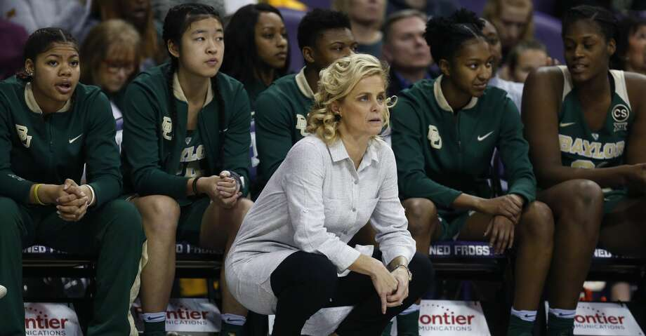 Baylor women's basketball coach Kim Mulkey collected her sixth Big 12 Coach of the Year award on Wednesday. Photo: Ron Jenkins/Associated Press