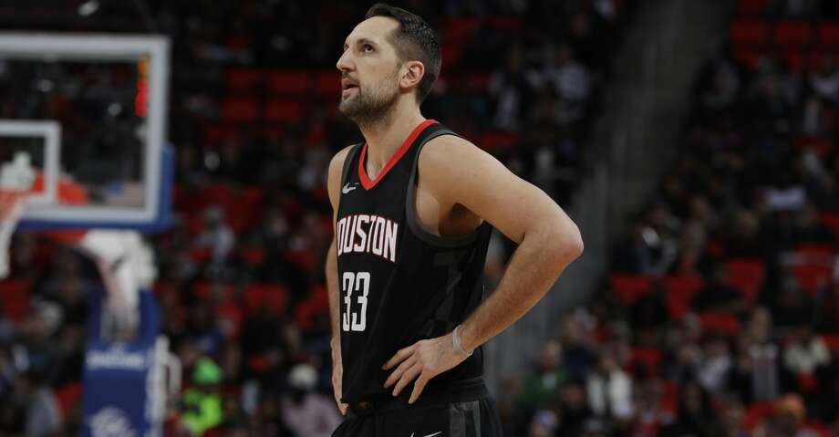 PHOTOS: Rockets game-by-gameRockets forward Ryan Anderson (sore left hip) will be re-examined in the next few days when the team returns to Houston.Browse through the photos to see how the Rockets have fared through each game this season. Photo: Carlos Osorio/Associated Press