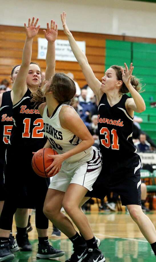Class C District Semifinals 2018 Photo: Paul P. Adams, Mike Gallagher/Huron Daily Tribune