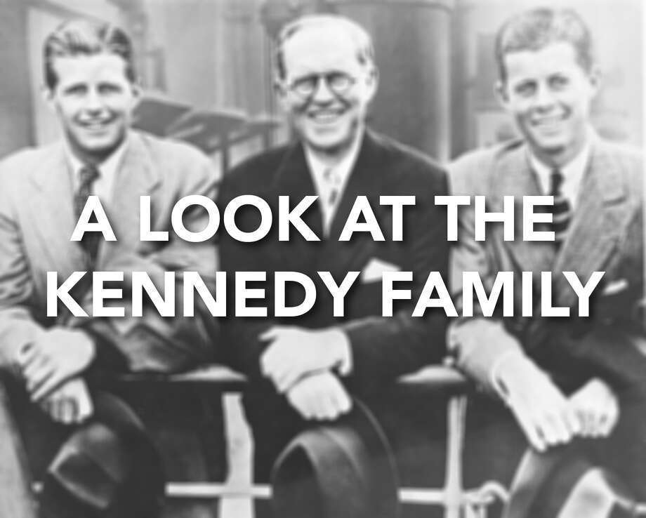 Scroll ahead for a look at the Kennedy family Photo: .