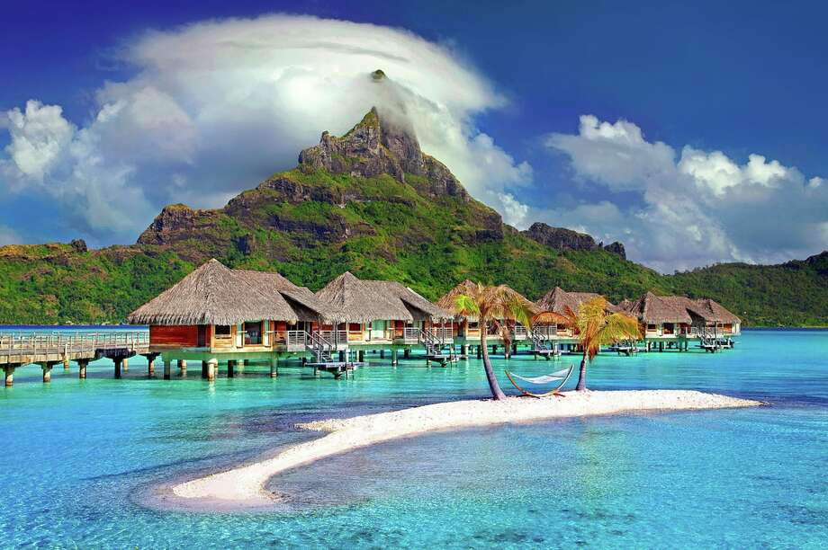 With new airline competition, flying to Tahiti is getting cheaper- but it's still expensive to be there. Photo: Julius Silver / Pixabay