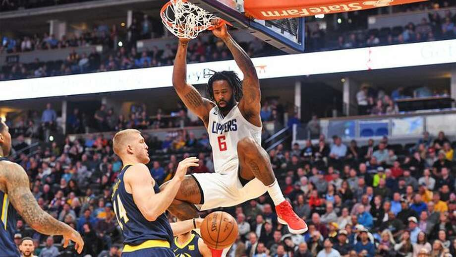 DeAndre Jordan has put his 4,600-square-foot, ultramodern estate in Malibu, CA, on the market for $6.5 million. He'd bought it just 14 months earlier. Photo: Justin Tafoya/Getty Images
