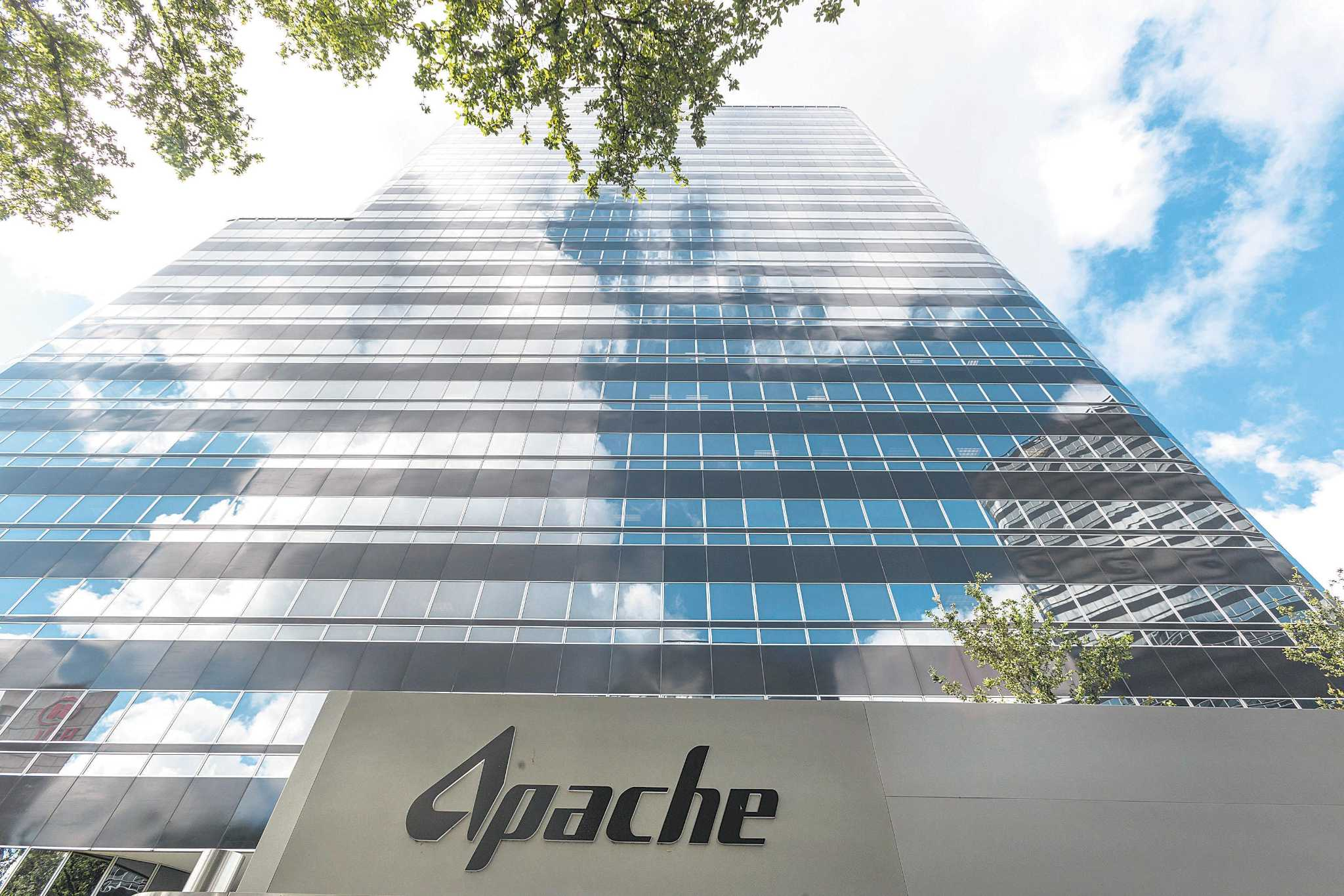 Apache reports muted first results in Suriname