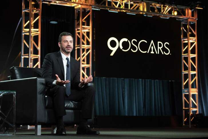 Repeat Oscar host Jimmy Kimmel plans to keep the room laughing and the night fairly light, as he informed TV critics at a recent ABC press session in Pasadena, Calif.