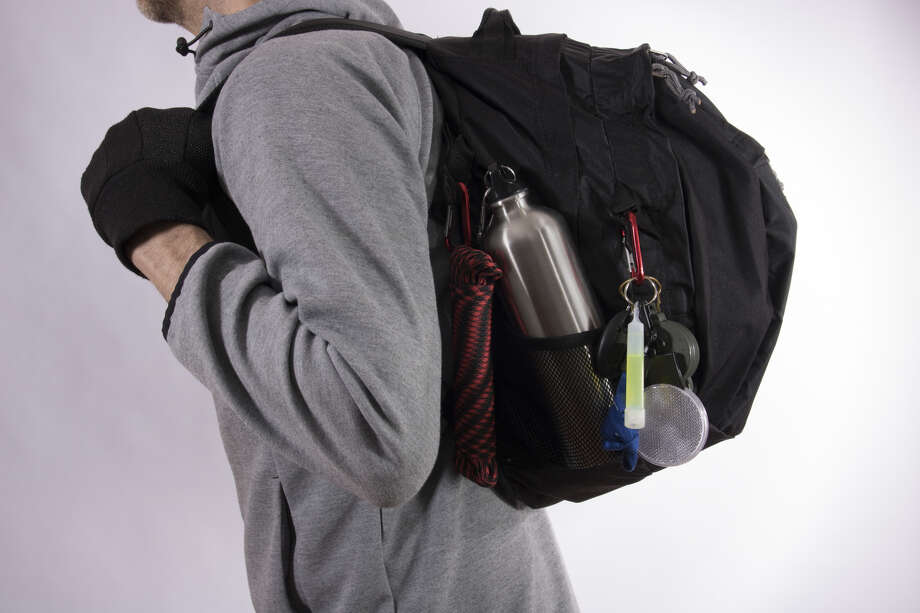 Everyday Carry is about having as much utilitarian stuff as you can muster on your person, so you're relatively prepared for any low-level crisis at any time. Photo: James Carroll / Getty Images