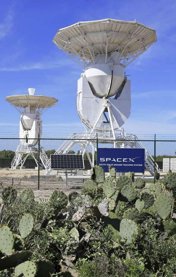 SpaceX's South Texas Ground Tracking Station is part of the company's Boca Chica launch site near the southern tip of Texas. Photo: Miguel Roberts /Associated Press / Copyright-2018