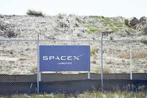 SpaceX is building a launchpad (pictured) near the community of Boca Chica on Texas' southern coast. The company has applied for an additional $5 million in state funding.