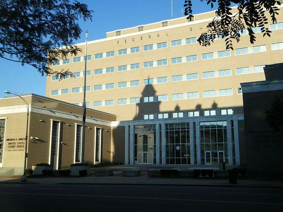 Abraham A. Ribicoff Federal Building Photo: Wikimedia