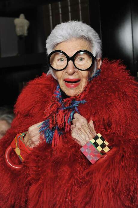 WiseWear Corp.'s notable accomplishments included landing fashion icon Iris Apfel as a design partner and adviser, according to its website. Photo: Wendell Teodoro /WireImage / online_yes