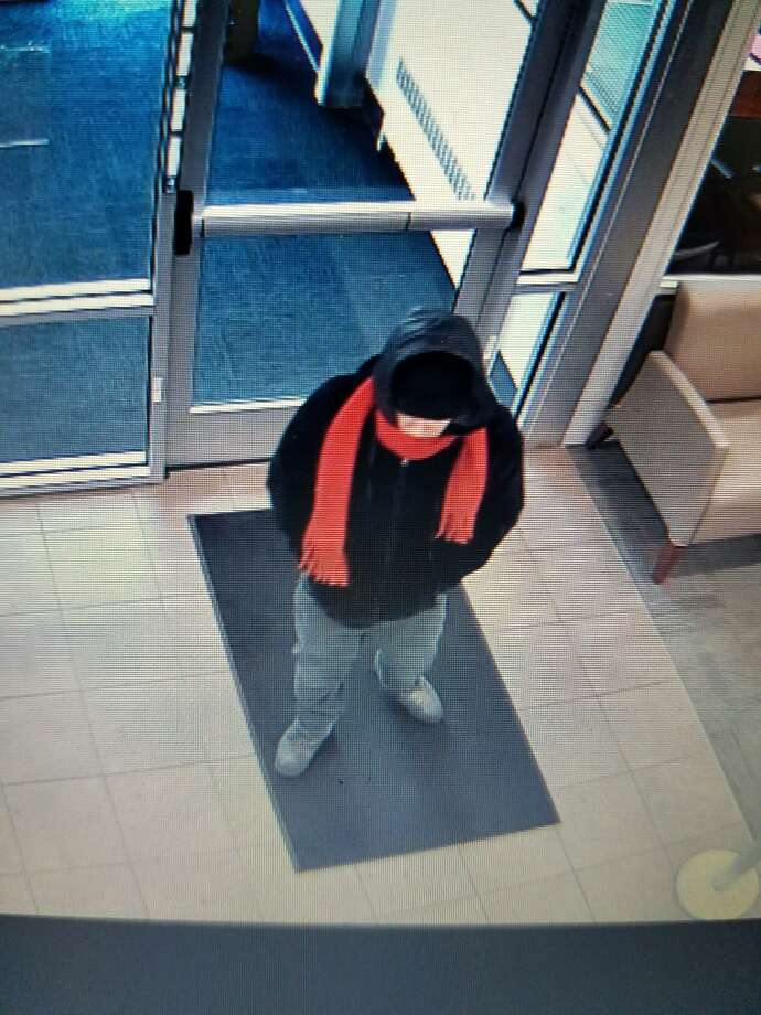 West Haven police are looking for the public's help to identify this suspect. Photo: Courtesy Of West Haven PD