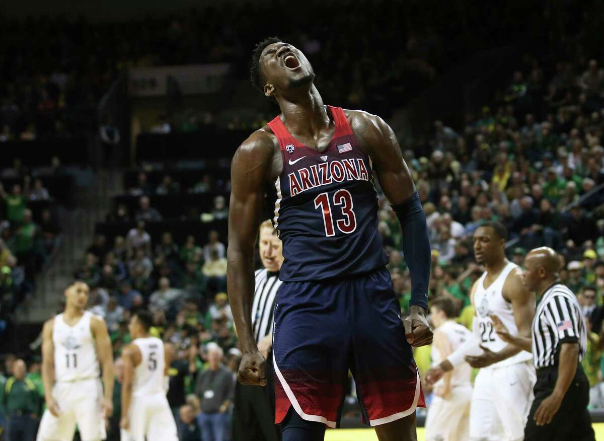 1. Phoenix Suns Deandre Ayton, C, ArizonaThe 7-foot-1 freshman averaged 20.1 points and 11.6 rebounds per game this past season while leading the Arizona Wildcats to the Pac-12 regular-season title and the Pac-12 tournament-title. His size and NBA-ready frame make him one of the safest picks to go No. 1 overall in the draft.