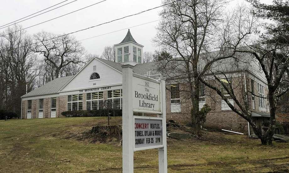 The Brookfield Library on Whisconier Road in Brookfield, Thursday, Feb. 22, 2018. The town is hoping to build a new, updated library. Photo: Carol Kaliff / Hearst Connecticut Media / The News-Times
