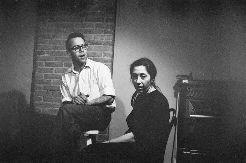Bill and Lena Spencer, 1961. (Courtesy of the Joe Alper Photo Collection LLC, all rights reserved)