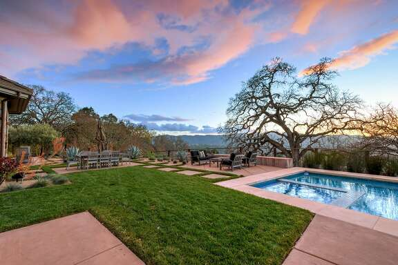 The Alamo home features a pool and spa with automatic cover.�