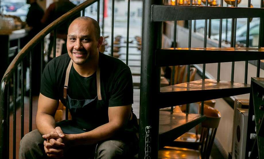 Chef Scott Eastman worked at Corso in Berkeley for nine years before opening Juanita & Maude. Photo: John Storey, Special To The Chronicle