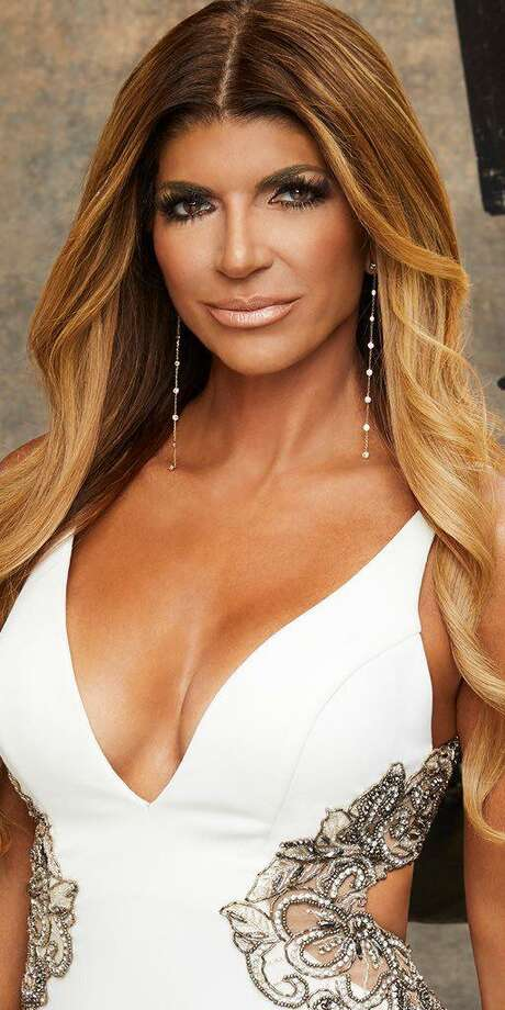 "Teresa Giudice will appear with Brandi Glanville and Carole Radziwill in ""An Evening with the Celebrity Housewives"" at Ridgefield Playhouse on March 16. Photo: Bravo TV / Contributed Photo"