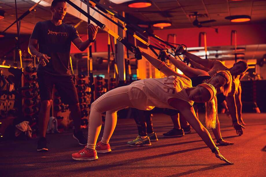 Orangetheory Fitness Photo: Orangetheory Fitness