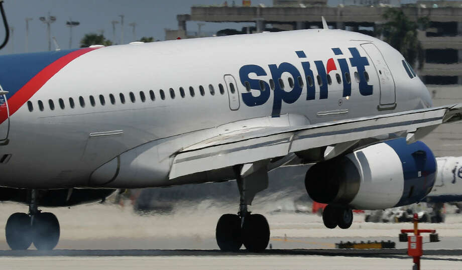 11. Spirit Airlines Photo: Joe Raedle/Getty Images