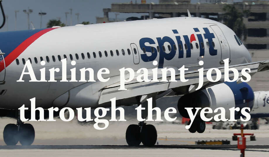 Keep clicking to see airline paint schemes over the decades. Photo: Joe Raedle/Getty Images