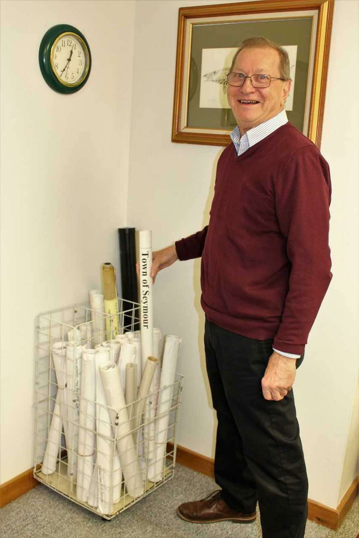 After 50 years, land surveyor Michael Horbal to retire