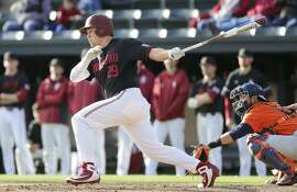 Stanford's Brandon Wulff credits a different approach taught to him by first-year coach David Esquer as the reason he's hit .462 in his first eight games for the unbeaten Cardinal.