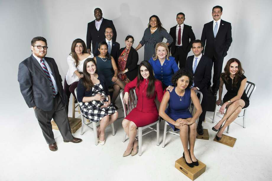 Latino candidates for public office in Harris County. ( Marie D. De Jesus / Houston Chronicle ) Photo: Marie D. De Jesus, Houston Chronicle / Houston Chronicle / © 2018 Houston Chronicle