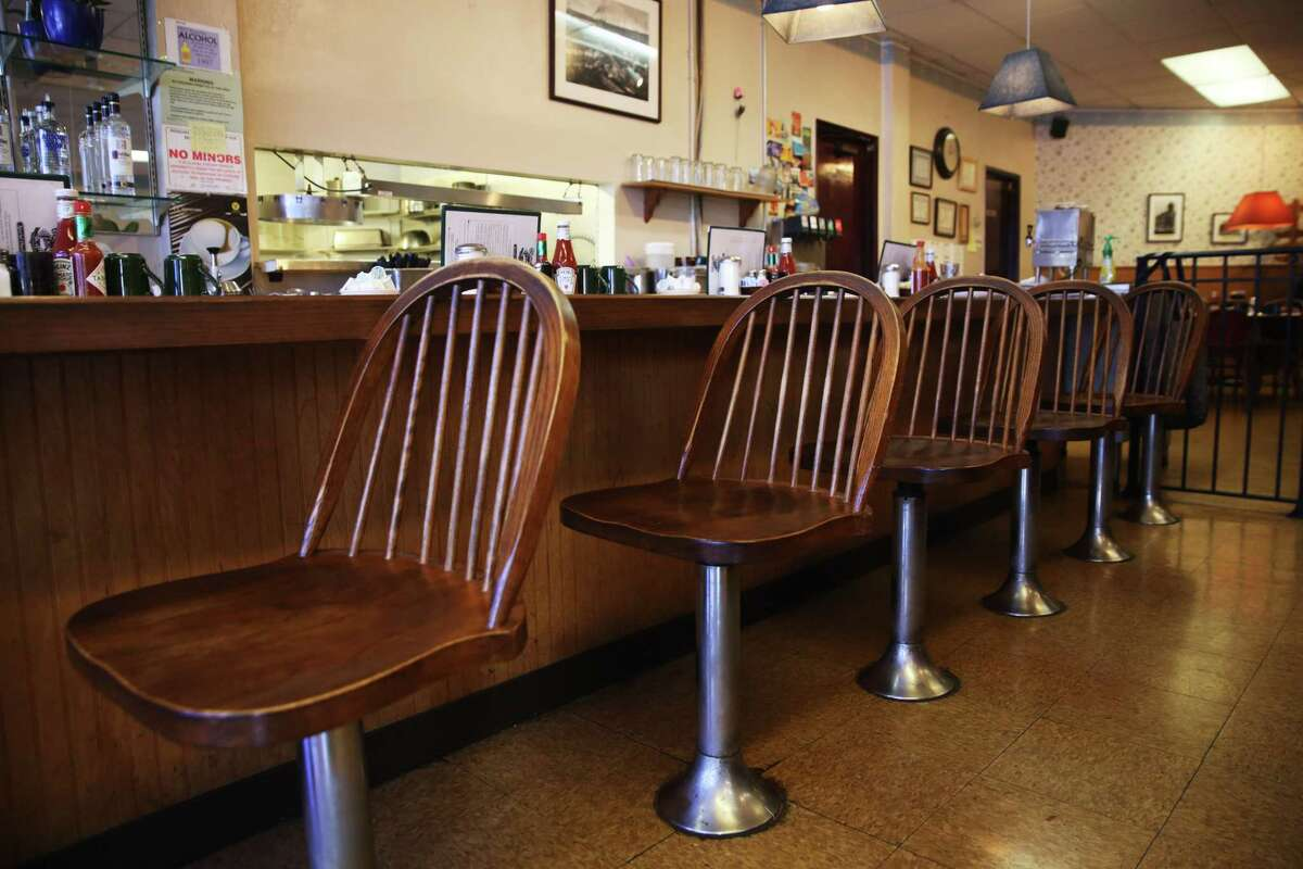 Stepping into Vera's Restaurant in Ballard feels like entering yesteryear. The restaurant opened in the mid-1960s and hasn't changed much since. They offer typical diner fare, omelettes, burgers and the likes. Photographed, Thursday, March 1, 2018.