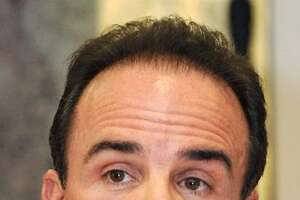 Mayor Joe Ganim of Bridgeport, a Democratic candidate for governor in 2018.