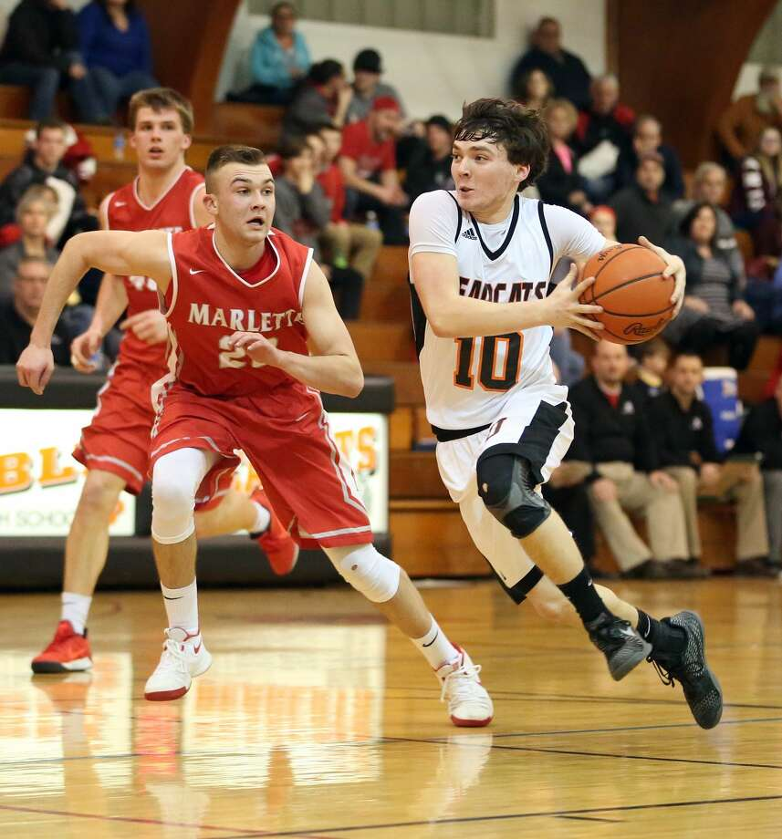 Ubly 60, Marlette 54 Photo: Paul P. Adams/Huron Daily Tribune