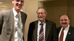 Jim Cole, Russ Ward and Joseph LaCivita