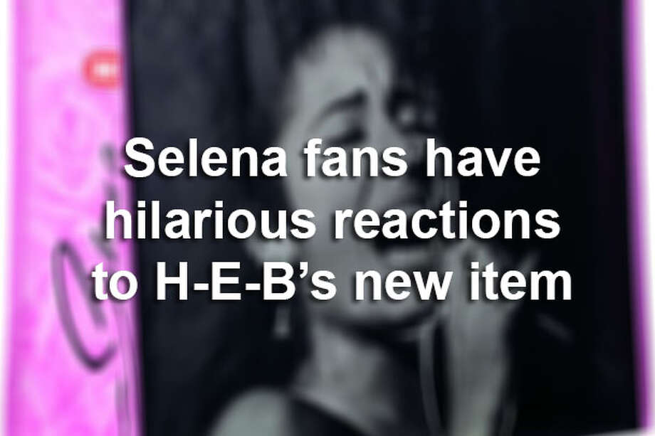 Selena fans are wild, y'all: Fans busted at the seams with excitement when a limited edition H-E-B tote featuring the Queen of Tejano was announced. Photo: FILE