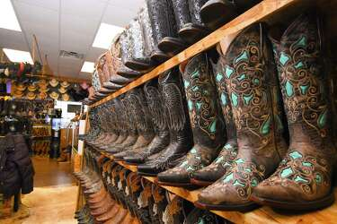 d3ad5507467 Boot scootin' at the rodeo means big business to Cypress shop ...