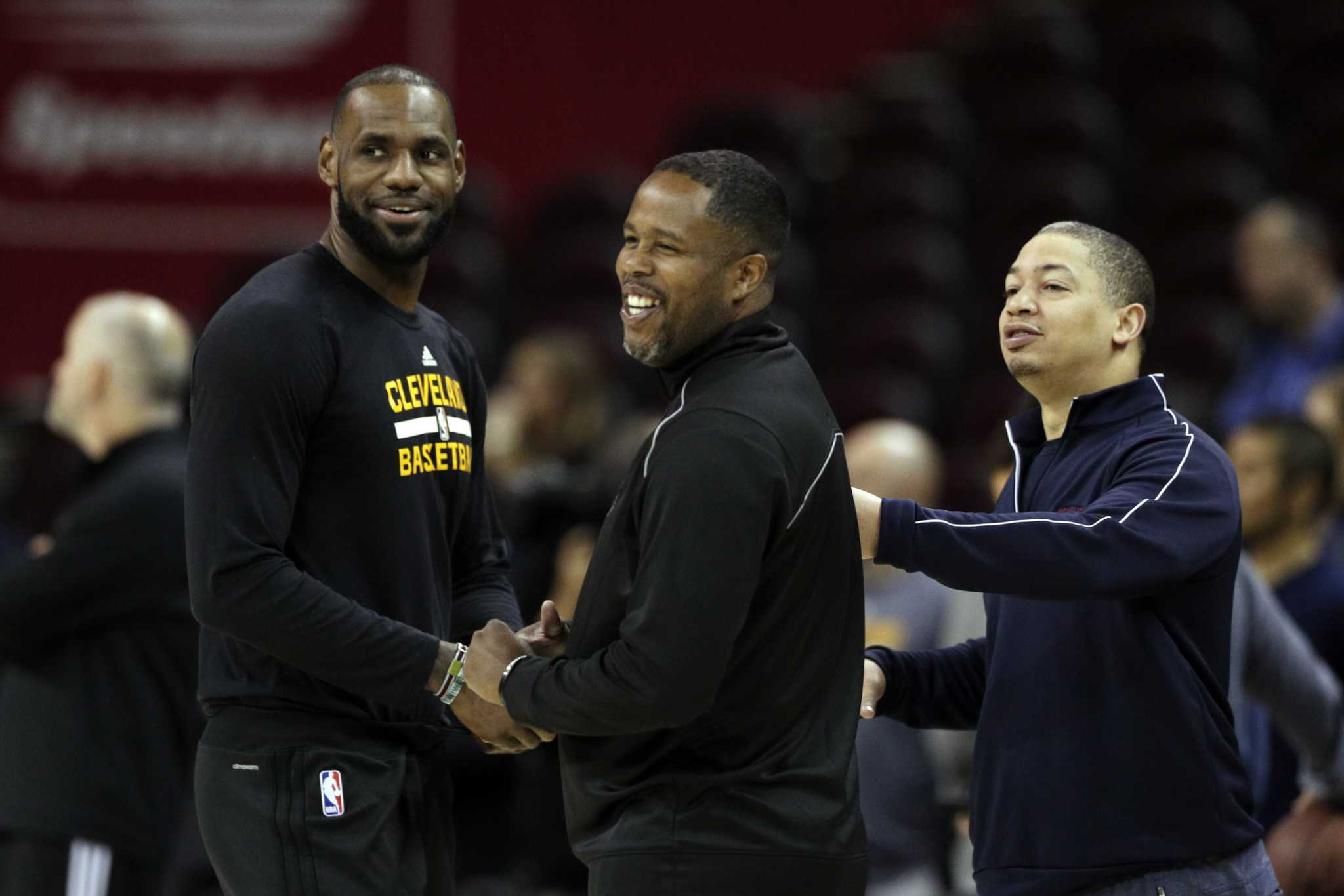 401f53b442d Cavaliers suspend J.R. Smith for throwing bowl of soup at Damon Jones -  HoustonChronicle.com