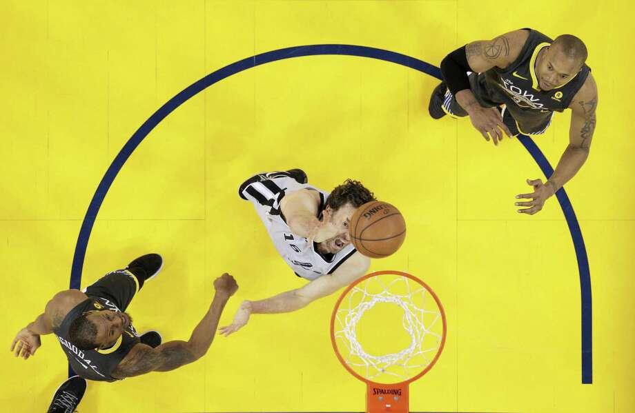 Golden State still looks like the team to beat. Photo: Carlos Avila Gonzalez /The Chronicle / San Francisco Chronicle/Carlos Avila Gonzalez
