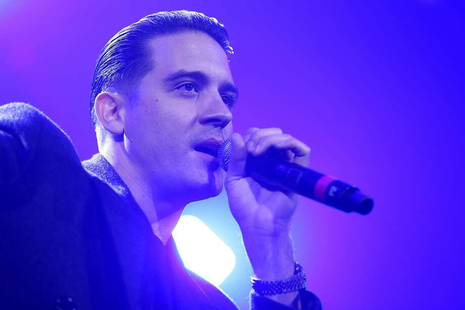 G-Eazy performs at The Player's Ball at The Armory on Sunday, Feb. 4, 2018, in Minneapolis. (Photo by Omar Vega/Invision/AP) Photo: Omar Vega, Associated Press