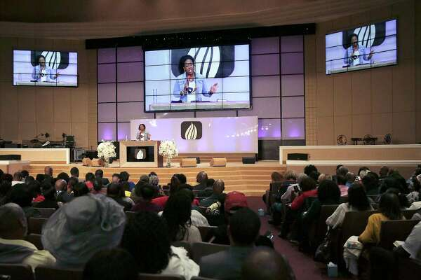 A new light shines at one of the largest megachurches in